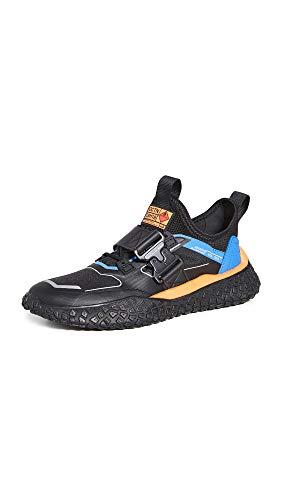 PUMA Select HI OCTN Sports Design - Zapatillas deportivas para hombre, negro (Puma negro/azul palacio.), 42 EU