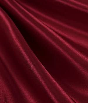 VDS Satin Fabric Translated by The Yard and Wedding Cheap Decoration P Bridal for
