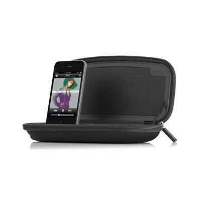 iHome iP57 Rechargeable Portable Speaker Case System for iPhone and iPod from iHome