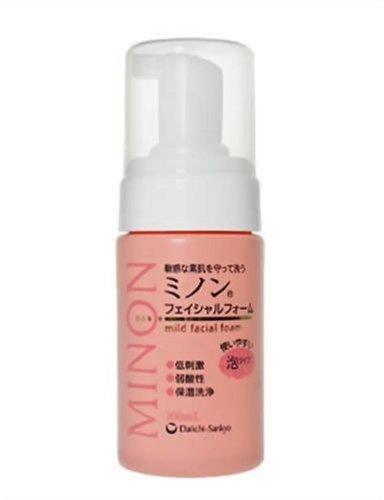 Minon Facial Foam 100ml