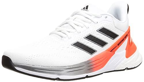 adidas Response Super 2.0, Zapatillas de Running Hombre, FTWBLA/NEGBÁS/Rojsol, 42 2/3 EU