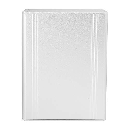 2-teiliges Zubehör für Kühlgehäuse Wärmeableitungsgehäuse Elektronisch für Aluminiumbox