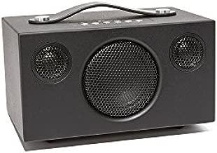 Audio Pro Addon T3 Portable Bluetooth Wireless Speakers w/Battery for Computers, Laptop, Desktop, Cellphone & Tablet - Black