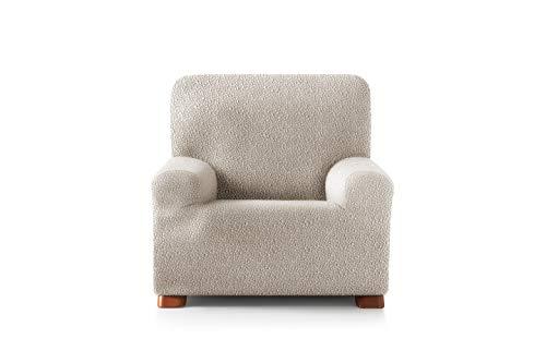 Eysa Sofa Cover, Ecru, 1 Seat