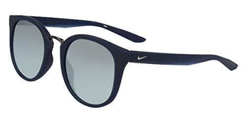 Nike Occhiali da sole unisex EV1156 422 51 Matte Obsidian Teal Gradient Mirror Size 51mm