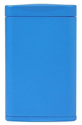 WINDMILL(ウインドミル) 携帯灰皿 ハニカムスリム スライド式 4本収納 ブルー 599-1004