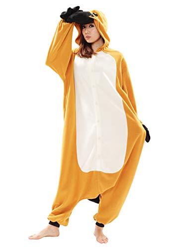 Platypus Kigurumi,Brown,Adult Costume