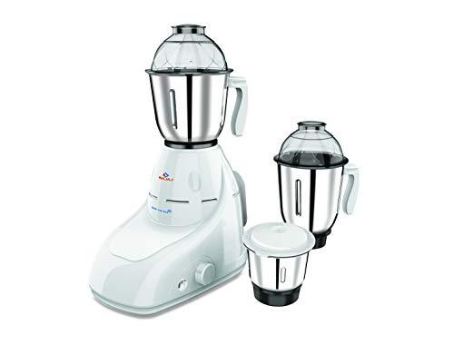 Bajaj GX 8 750-Watt Mixer Grinder with 3 Jars