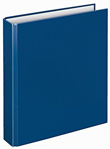 Veloflex ringmap Basic, DIN A5, PP-folie, 2-D-ringmechanisme, 196 x 230 x 30 blauw