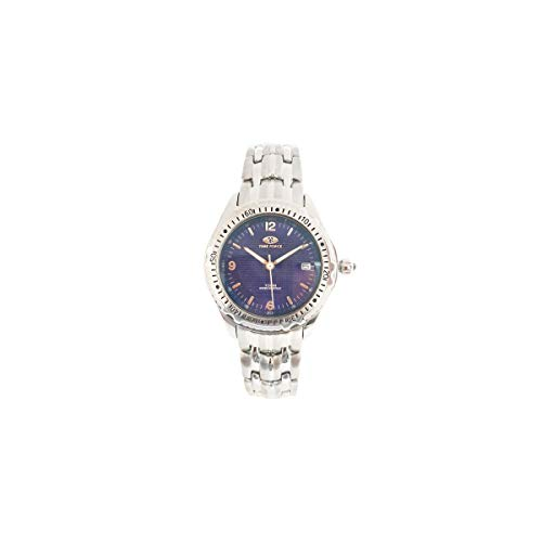 Reloj TIME FORCE TF1821M-05M Azul Unisex