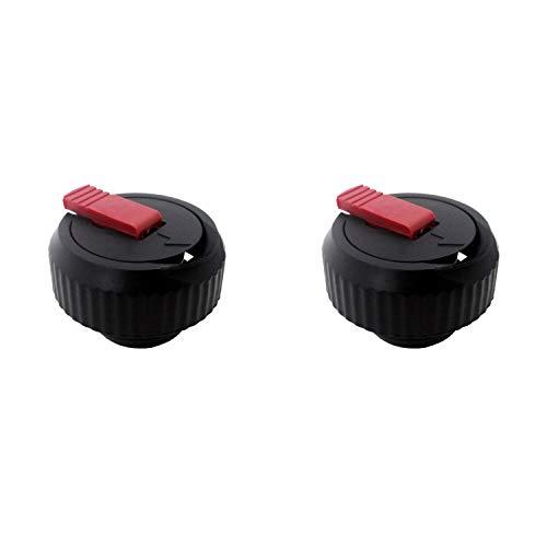 EMSA 9618041600 Ersatz-Verschluss für Isolierflasche Senator 0,35-1,0 l (2 Stück)