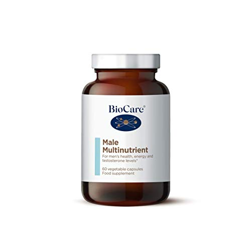 BioCare Male Multinutrient - 90 Capsules