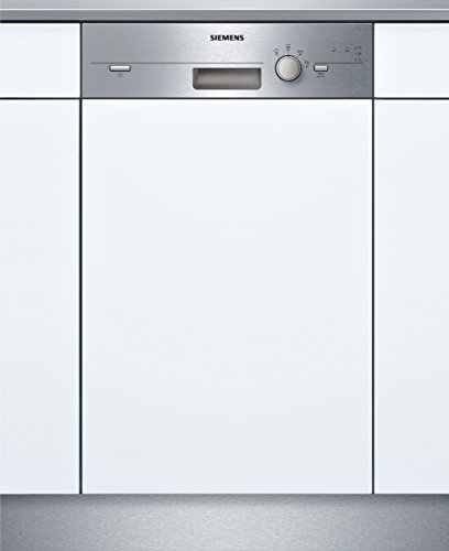Siemens SR54E506EU Integrabile 9coperti A Acciaio inossidabile lavastoviglie