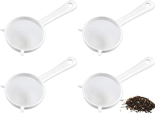 ultra-fine mesh strainer kitchen nylon mesh filter spoon for soy milk,plastic mesh strainer for kefir,plastic tea strainers for loose tea fine mesh,nylon mesh tea strainer,flour sieve (S)