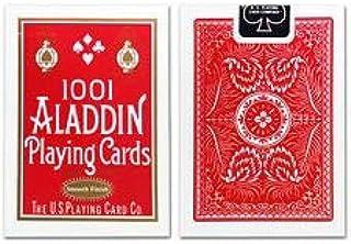 Caja de 12 Barajas Aladdin (12 Rojo): Amazon.es: Juguetes y juegos