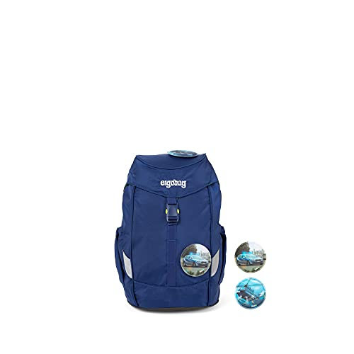 ergobag mini - ergonomischer Kinderrucksack, DIN A4, 10 Liter