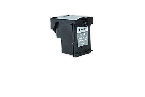 Recycelt für HP DeskJet 460 Tinte Black - Nr.338 / C8765EE - Inhalt: 17 ml