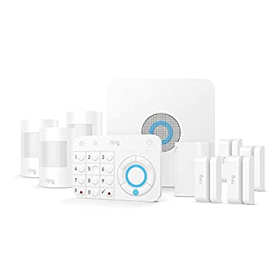 Ring Alarm – Home Security System with optional Assisted Monitoring – No long-term commitments – Works with Alexa