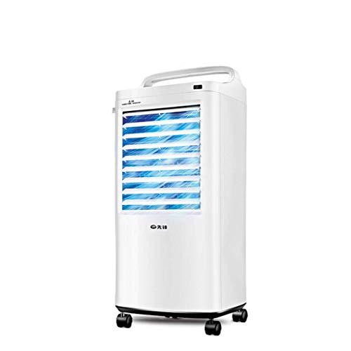Petit Climatiseur Unité Portable Conditionnement Rafraîchissant 3-in-1 Refroidisseur d'air du Ventilateur avec Purification de l'air et Les humidificateurs Fonction et Niveaux de Puissance Trois