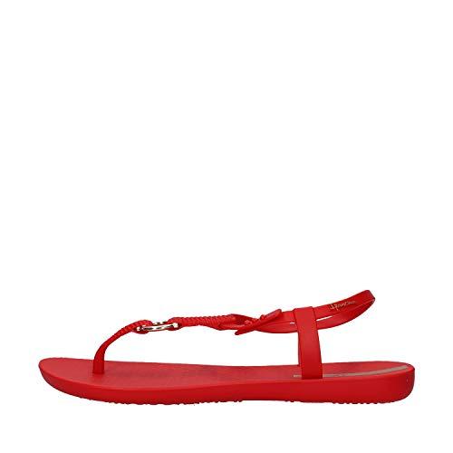 Ipanema Charm Sandalen, Schwarz, Rot - rot - Größe: 38 EU