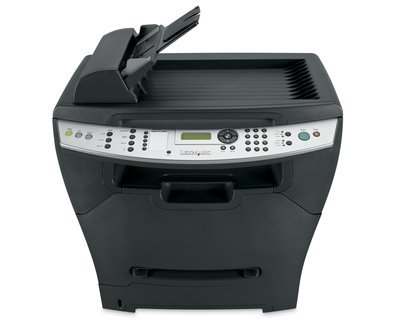 Lexmark X340 Laser 25 ppm 600 x 600 dpi A4 - Impresora multifunción (Laser, Impresión en Blanco y Negro, 600 x 600 dpi, Copias en Blanco y Negro, 250 Hojas, A4)