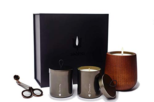 candles for marriage survival kit basket