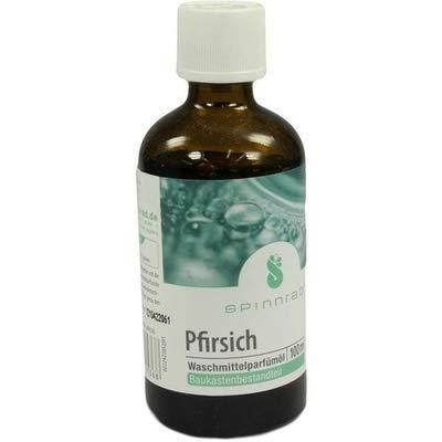 Spinnrad Waschmittel - Parfümöl Pfirsich 100 ml