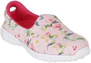 KazarMax Boys & Girls Peach Sneaker Shoes