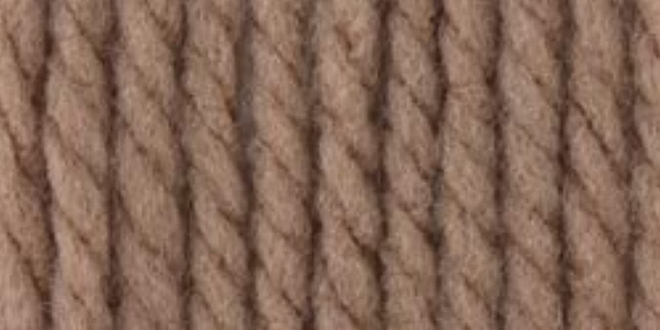 Bulk Buy: Bernat Softee Chunky Yarn (6-Pack) Soft Taupe 161128-28011