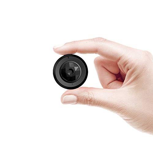 Mopoq cámara de vigilancia inteligente inalámbrica Wi-Fi de alta definición con la...
