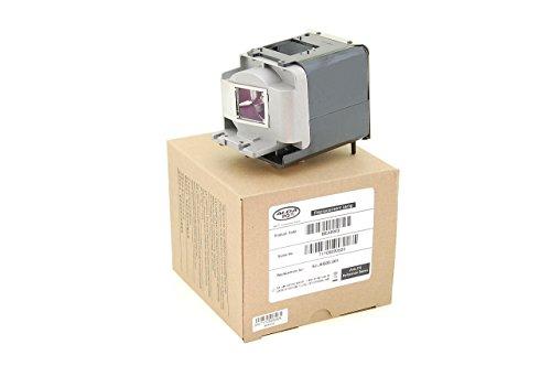 Alda PQ Reference, lampada sostituisce 5J.J4G05.001 per BENQ W1100, W1200, W1200 + proiettori, lampada per proiettore con alloggiamento