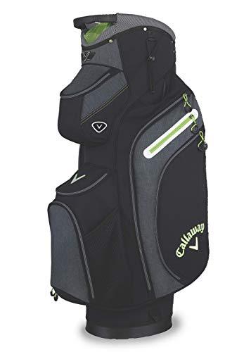 Callaway Premium Golf Bag (Cart Bag, Black)