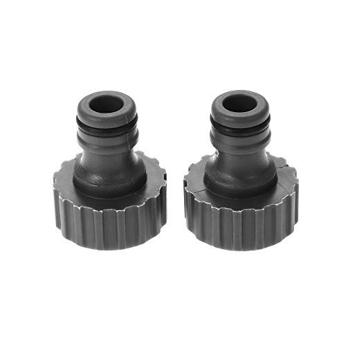 Rinov /6 Stks Nieuwe Tap Adapter Wasmachine Connector Water Tank Fitting Standaard Grove Draad Duurzame Tuinslang Pijp Tap Opslag 2pcs