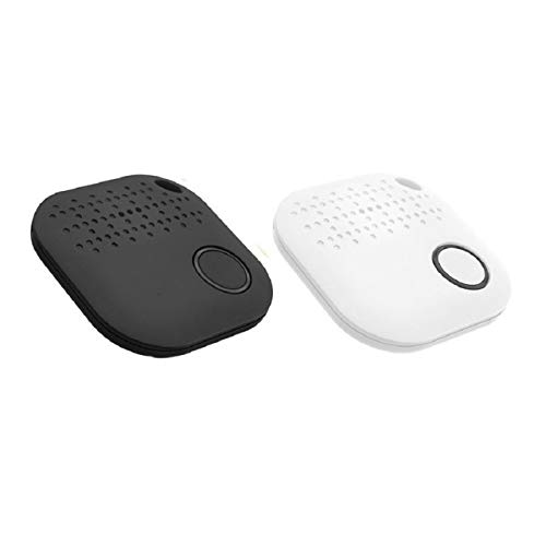 Bluetooth Key Finder Locator, Smart Cell Phone Android/iOS Locator Tracker Alarm GPS for Child,Pet,Smart Anti-Lost Tracker-App Control