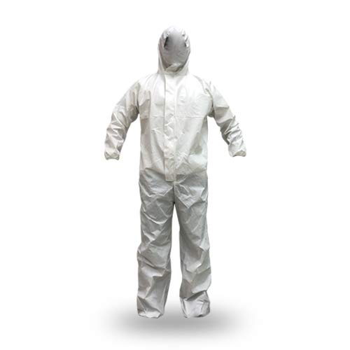 [2 Packs] Disposable SF Coverall Suit I Heavy Duty Paints I Spray...