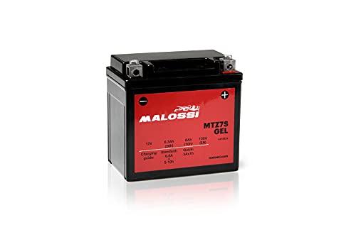 Batería precargada de gel Malossi lista para usar MTZ7S SH ABS 125 150 2012 2013 2014 2015 2016