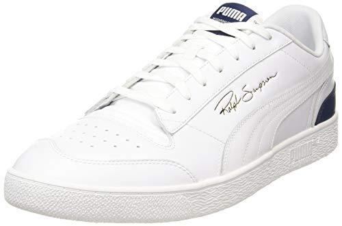 PUMA Ralph Sampson Lo, Sneaker Unisex-Adulto, White Peacoat White, 43 EU