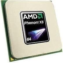 AMD Phenom II X3 Tri-core 720 2.8GHz Processor - 2.8GHz - 4000MHz HT - 1.5MB L2 - 6MB L3 - Socket AM3 - RoHS Compliance