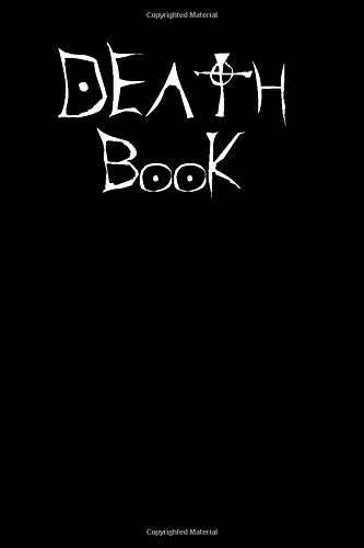 death book: Lined note book