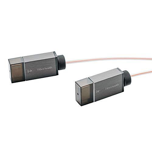 FiberSmith HDMI 2.0 18 Gbps Cable óptico Activo (AOC) con Fibra de plástico UHD 4K 60 FPS 4: 4: 4 16 pies (5m)