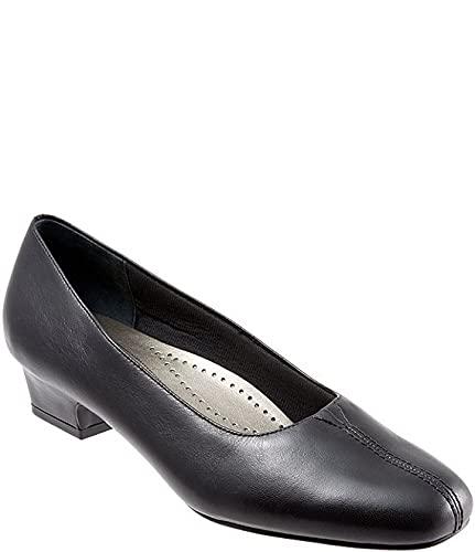 [トロッターズ] シューズ 29.0 cm パンプス Doris Leather Block Heel Pumps Black レディース [並行輸入品]