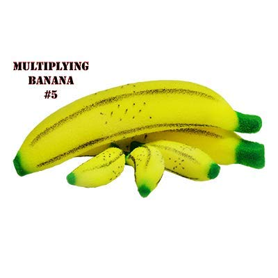 Multiplying Bananas (5 Piece) - Trick