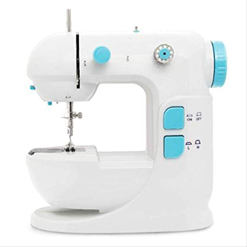 Lowest Price! Sewing Machine,Electric Overlock Sewing Machine,Mini Tragbare Handheld Nähmaschinen S...