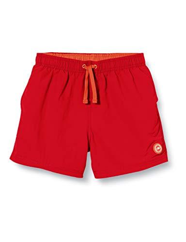 CMP Kinder Badeanzug mit Tasche, Lack, Mandarin, 116