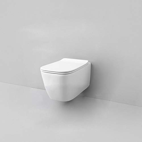 WC Suspendu Mini Rimless A16 The Artceram Art. asv003 Cache-Pot Non Inclus