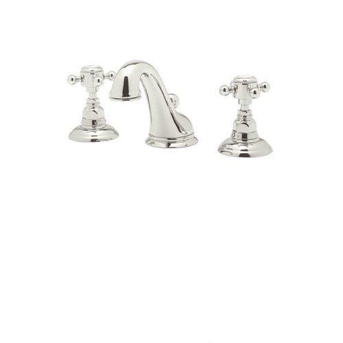Polished Nickel Bathroom Faucet Amazon Com