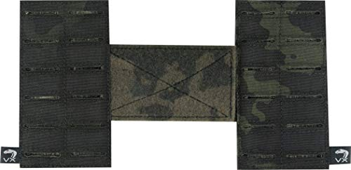 Viper TACTICAL VX Lazer Wing Panel Set V-Cam Nero