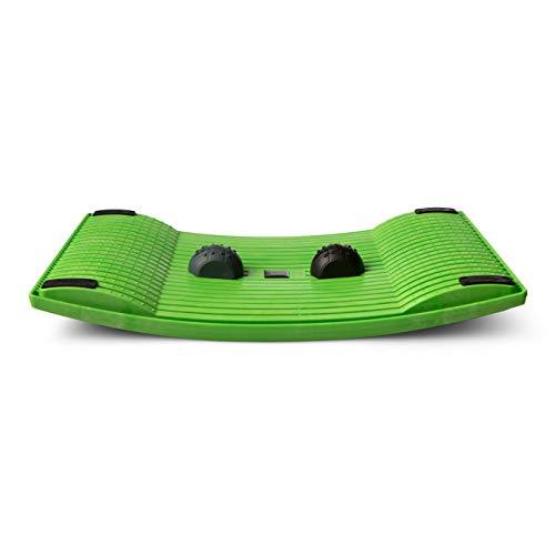 Gymba incl. Massageball - Gehen im Stehen! - Grün