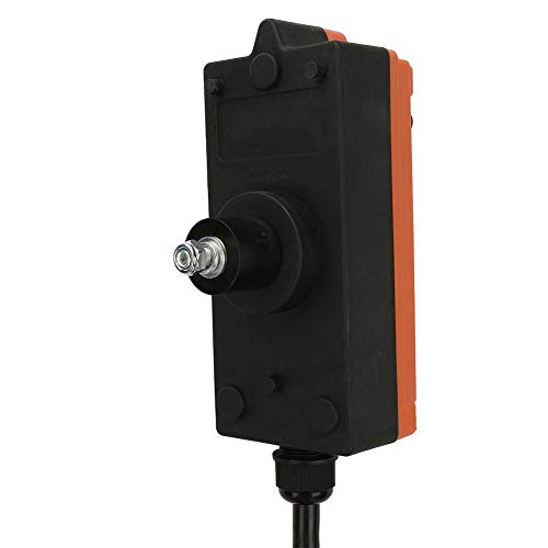 Mando a distancia, 2 transmisores, 1 receptor, polipasto eléctrico, control remoto Vltage...