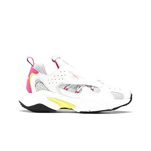 Reebok Royal Turbo Impulse 2.0, Zapatillas de Running para Mujer, BLANCO/PUGRY2/HIVIGR, 38 EU